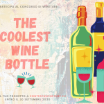 The coolest wine bottle