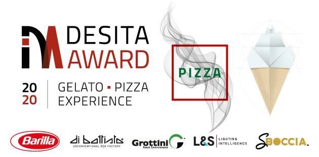 DESITA AWARD 2020 - GELATO & PIZZA EXPERIENCE