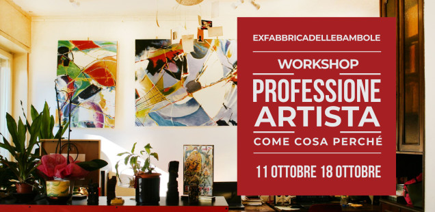 Professione artista | Workshop
