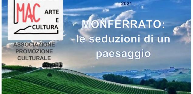 """""""MONFERRATO: le seduzioni di un paesaggio""""  Premio Monferrato di Pittura e Fotografia 2021"""