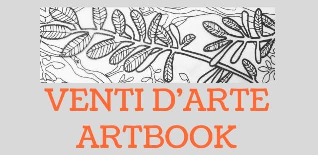 CALL FOR ARTISTS: Venti d'Arte ARTBOOK