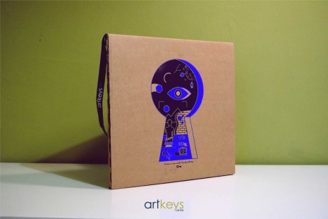 Disegna il Box Artkeys 03