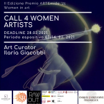 Call for Women Artists - Premio Artemide II Edizione