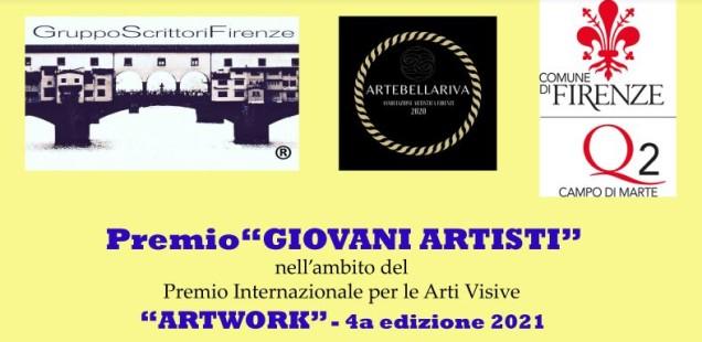 Premio Giovani Artisti Artwork 2021