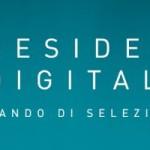 Residenze digitali 2021