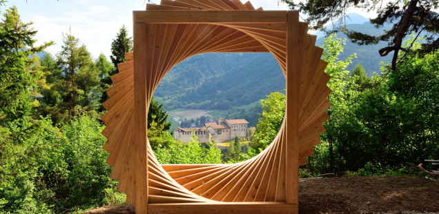 BOSCOARTESTENICO 2021 CONCORSO DI SCULTURA E LAND-ART