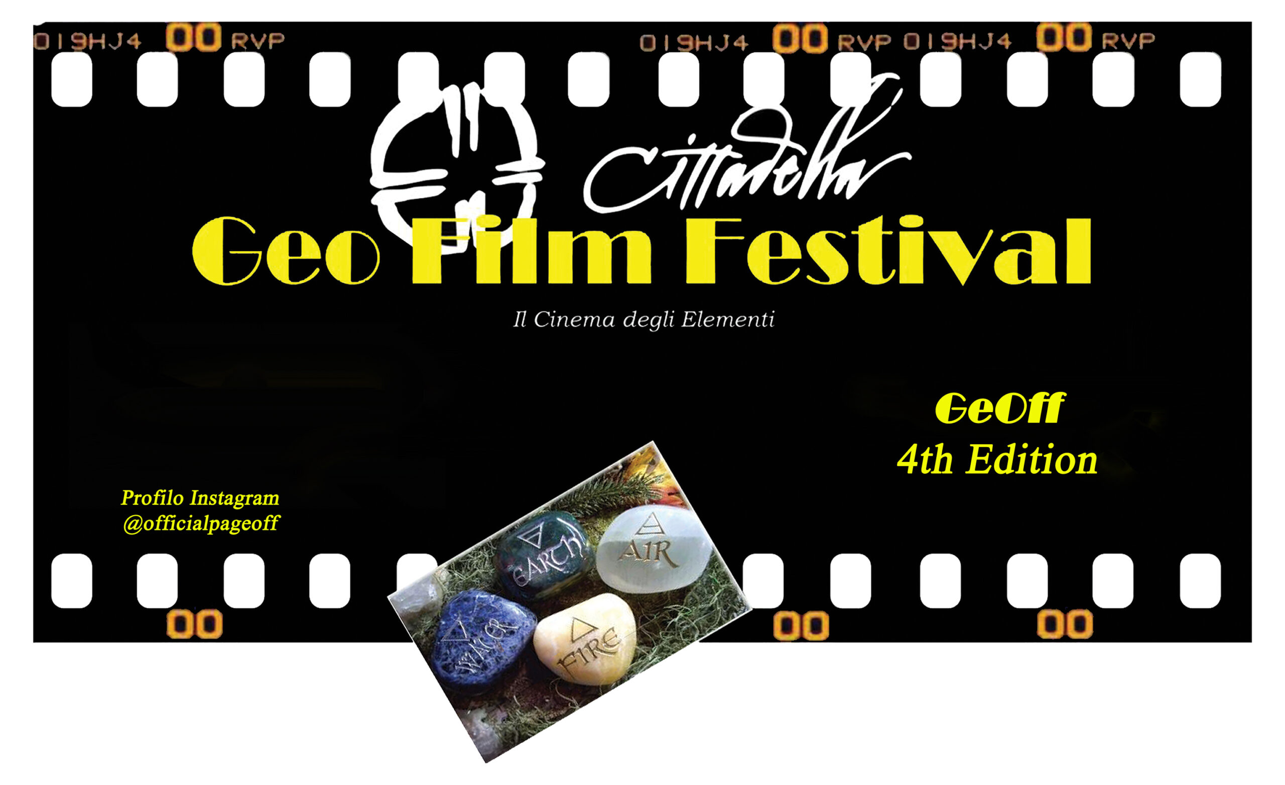 GeOFF – CittadellaGeoFilmFestival Premio Golden Earth e Targa Cinit – Cineforum Italiano