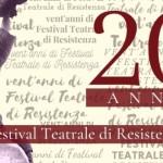 Festival Teatrale di Resistenza 2021