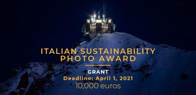 Italian Sustainability Photo Award