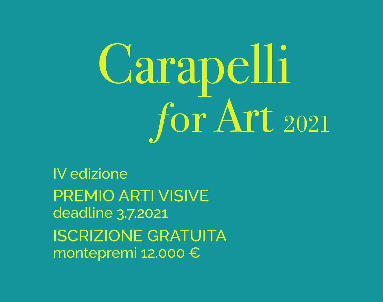 Carapelli For Art 2021