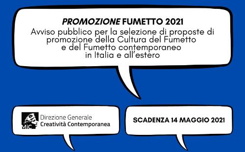 Promozione Fumetto 2021