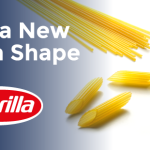 Barilla New Pasta Shape -  Contest internazionale