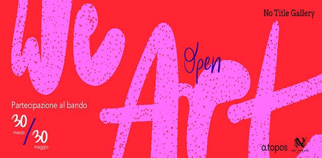 We Art Open 2021
