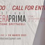Bando Festival Opera Prima 2021