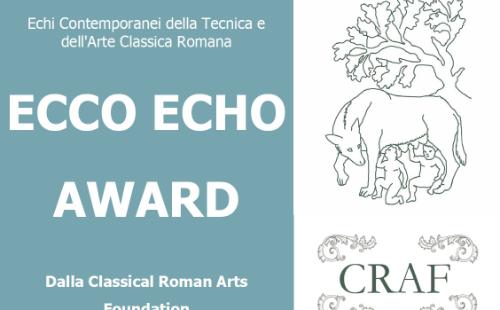 Ecco Echo Award
