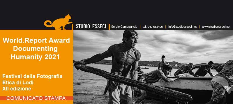 World.Report Award. Documenting Humanity 2021