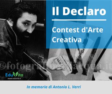 IL DECLARO – Contest d'Arte Creativa per giovani artisti