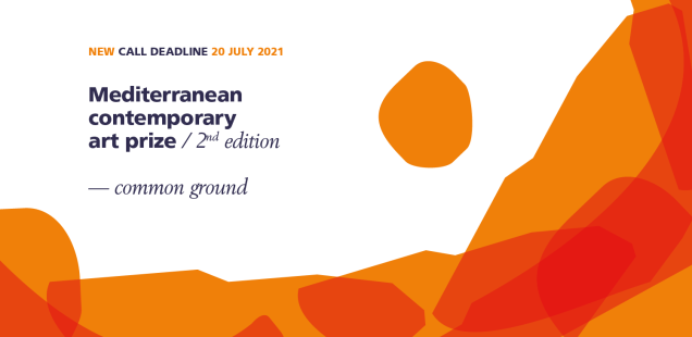 Mediterranean contemporary art prize. Nuova scadenza
