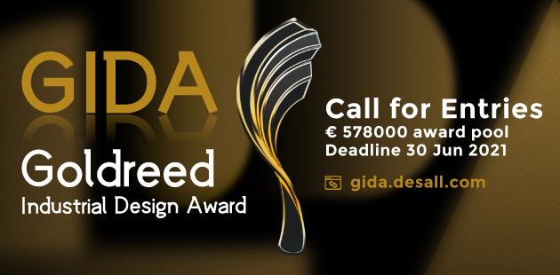 Goldreed Industrial Design Award 2021 (2a edizione)