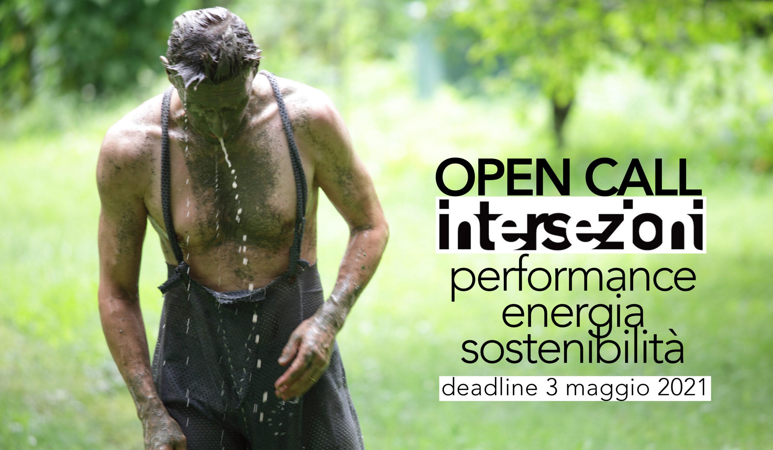 Intersezioni – performance, energia, sostenibilità
