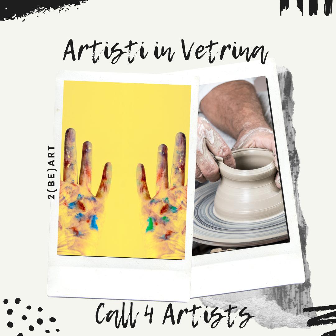 Artisti in vetrina: Call for Artists