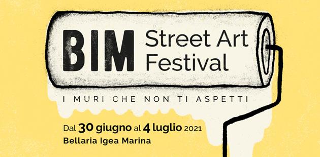 BIM Street Art Festival. I muri che non ti aspetti