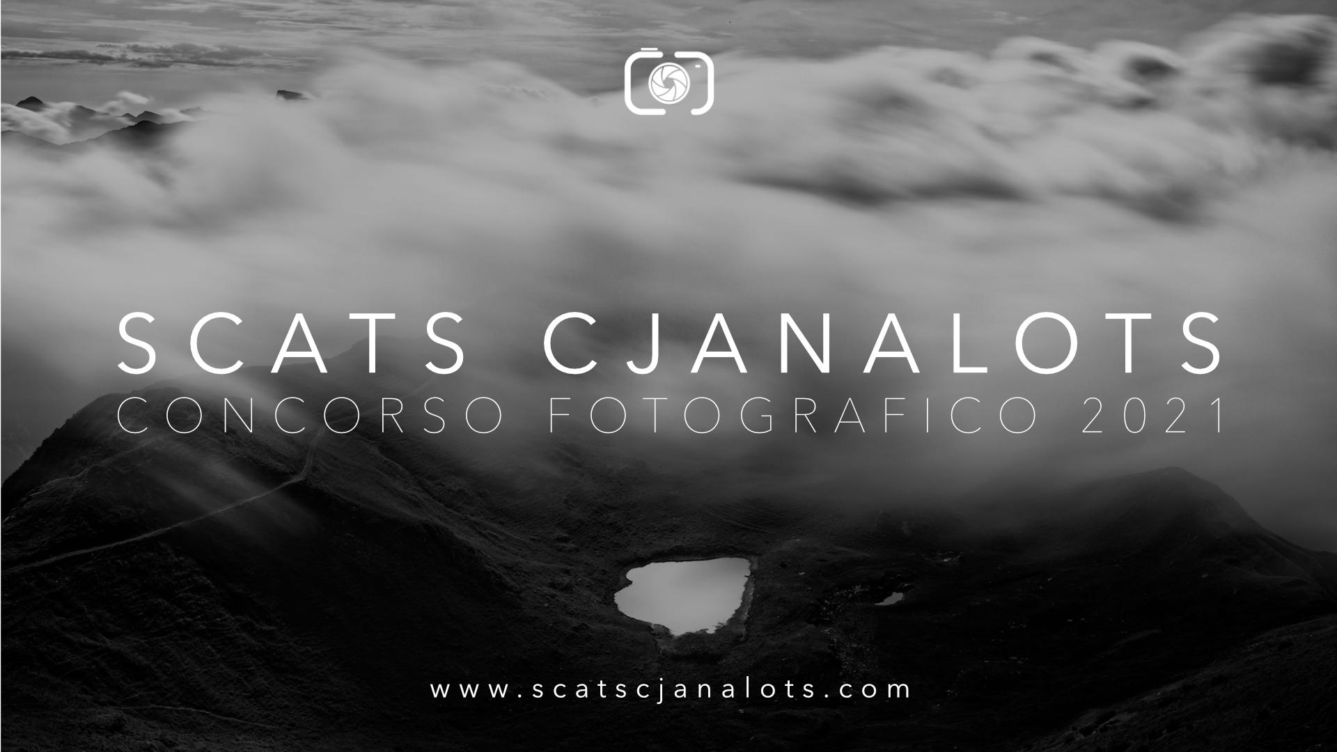 Concorso fotografico Scats Cjanalots 2021
