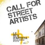 Reti d'artista - Call for Street Artists