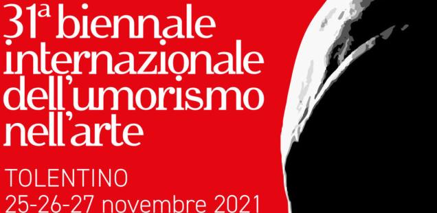 Biumor 2021 - Biennale Internazionale dell'Umorismo nell'Arte