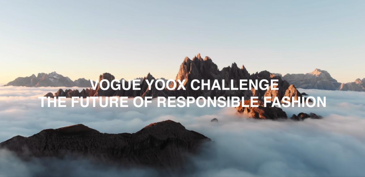 Vogue YOOX Challenge – The Future of Responsible Fashion