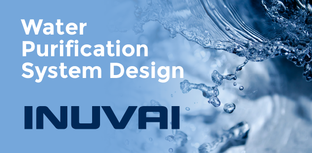 inuvai water purification system design – Contest internazionale