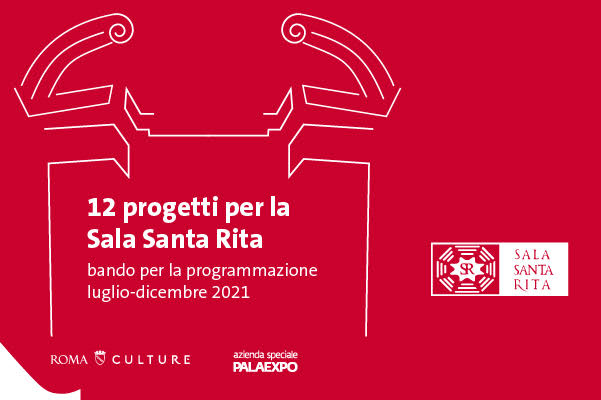 12 progetti di arte contemporanea per la Sala Santa Rita di Roma