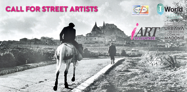 Call for street artists I ART MADONIE