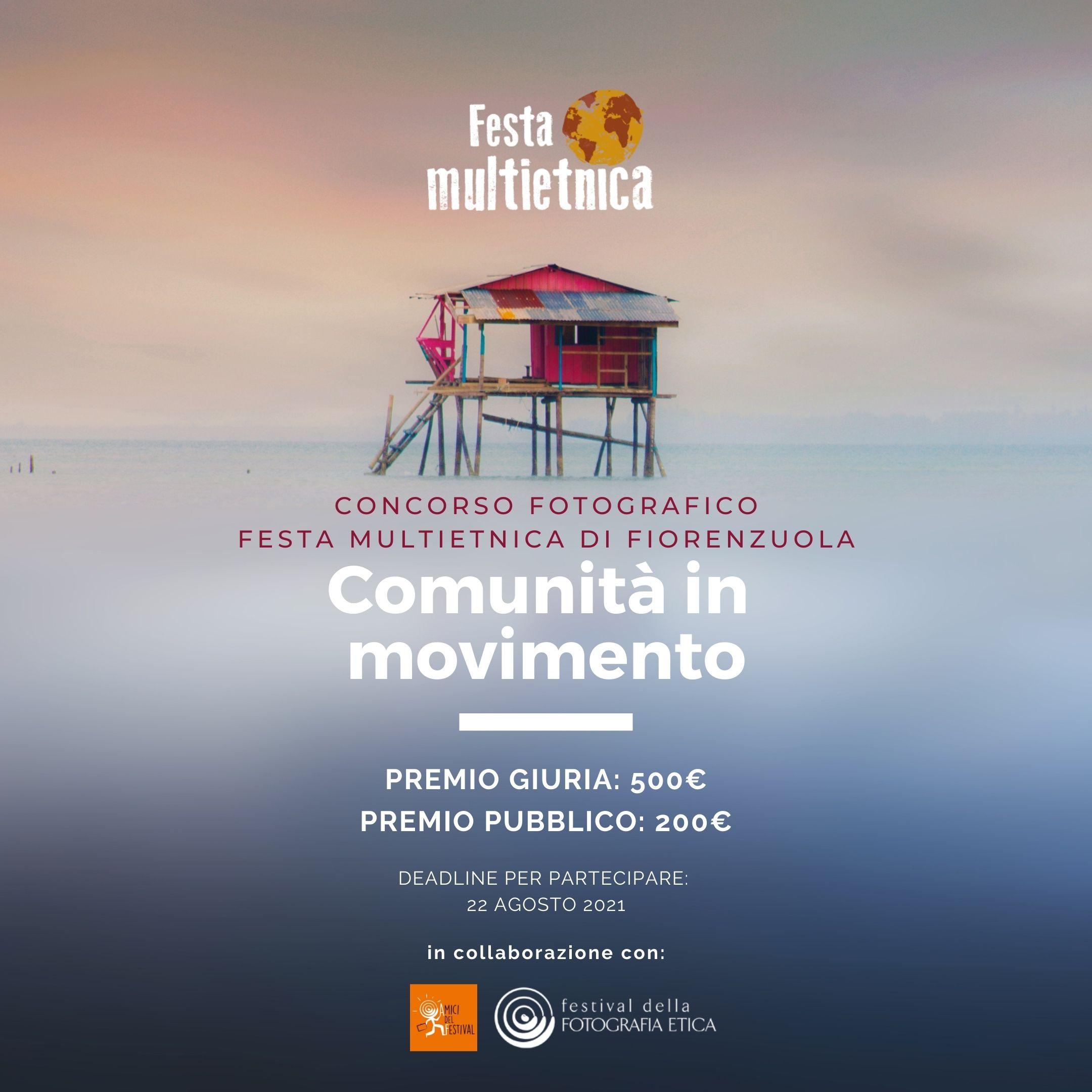 Comunità in movimento – Concorso fotografico