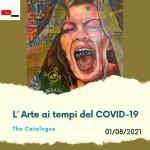 L' ARTE AI TEMPI DEL COVID-19: ART CATALOGUE