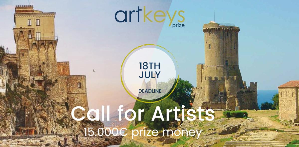 ARTKEYS 03 – INTERNATIONAL ART PRIZE