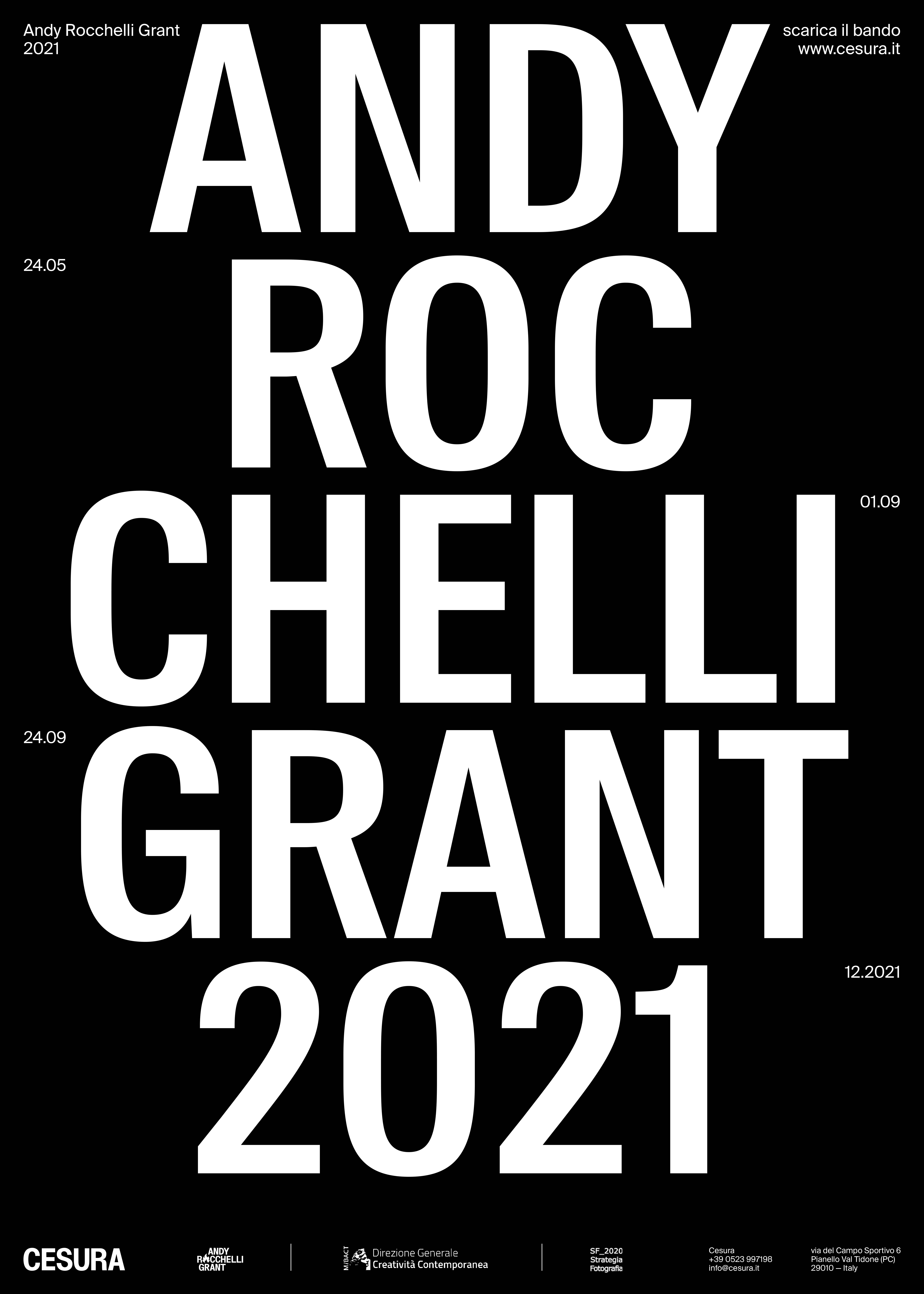 Andy Rocchelli Grant