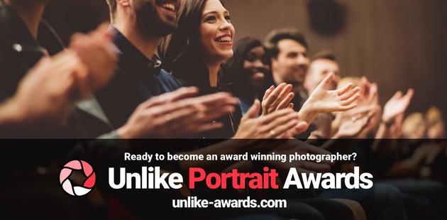 Concorso di fotografia di ritratto Unlike Portrait Awards