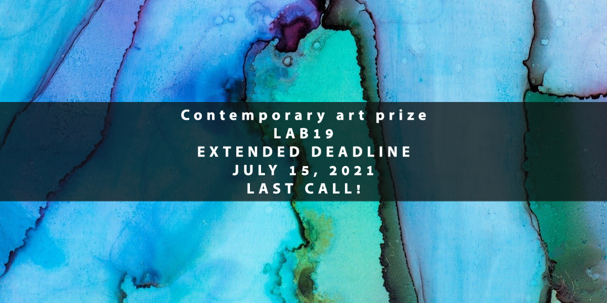 Lab.19 Art Prize. Nuova scadenza