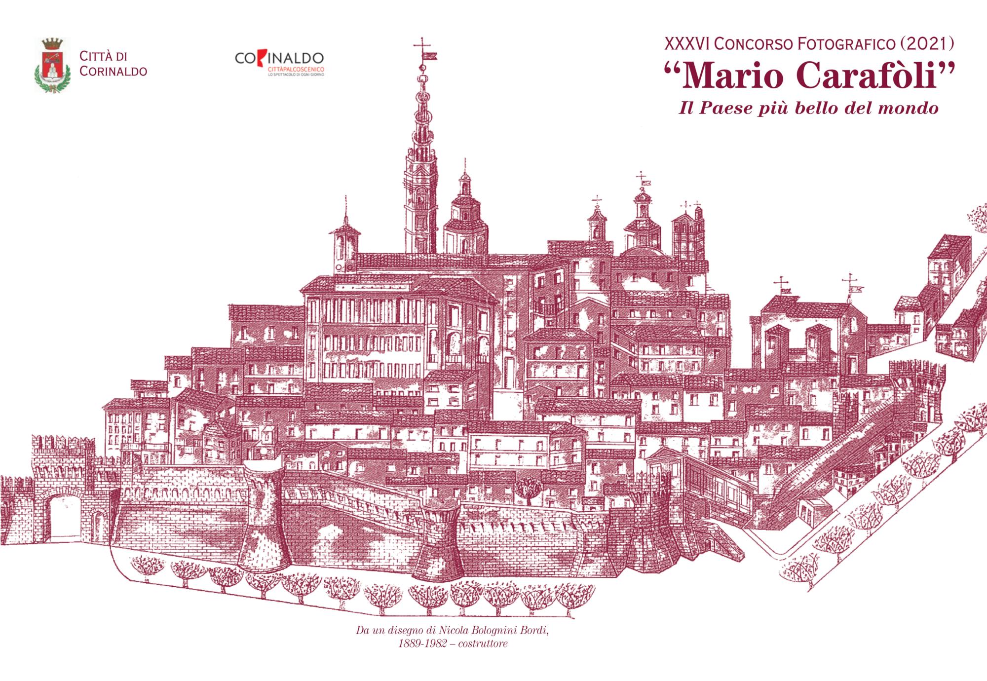 """XXXVI concorso fotografico """"Mario Carafòli"""""""