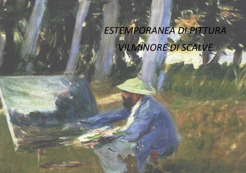 Estemporanea di pittura di Scalve