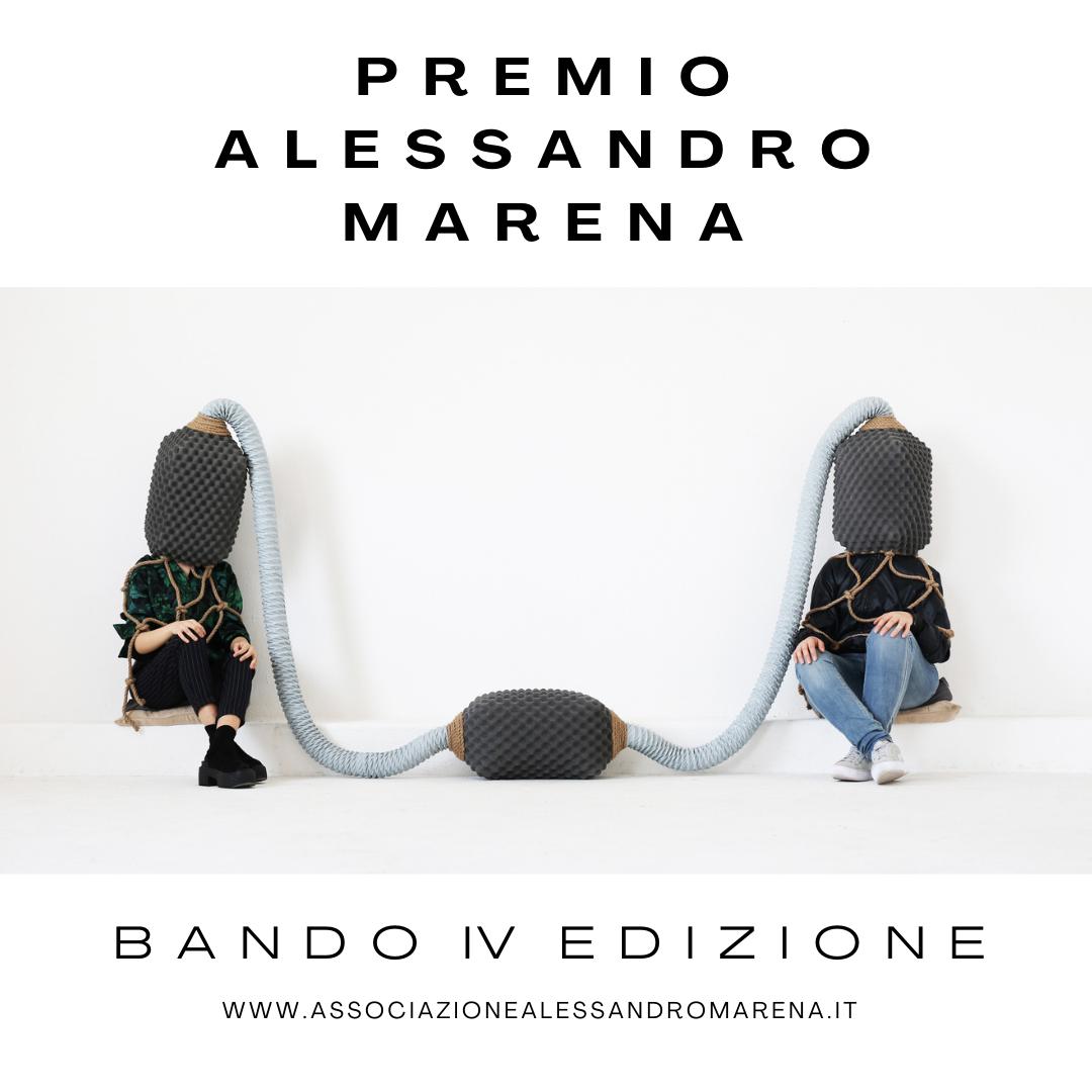 Premio Alessandro Marena 2021