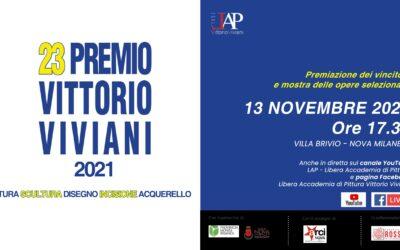 23° Premio Vittorio Viviani