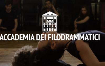 Scuola di Teatro dell'Accademia dei Filodrammatici. Selezioni aperte