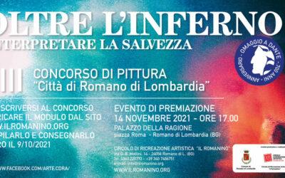 Concorso di pittura Città Romano di Lombardia 2021