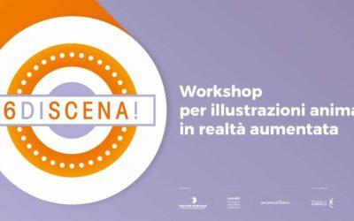 Open Call for artists 6 DI SCENA!