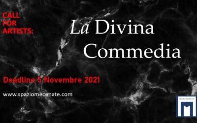 """CALL FOR ARTISTS / """"La Divina Commedia"""""""